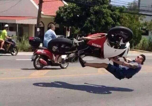 1000cc owners be like…