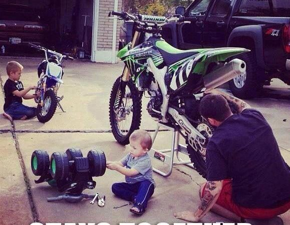 A family that races together, stays together!