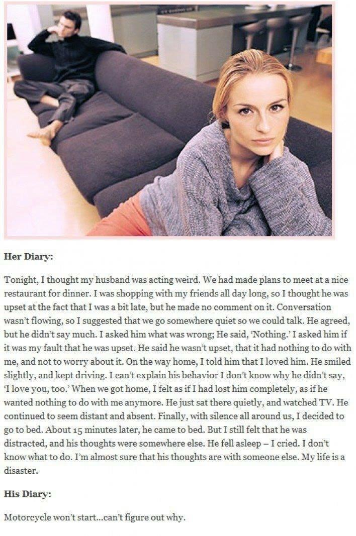 THE BRIDGE-WAY - Page 23 Men-v-women-problems
