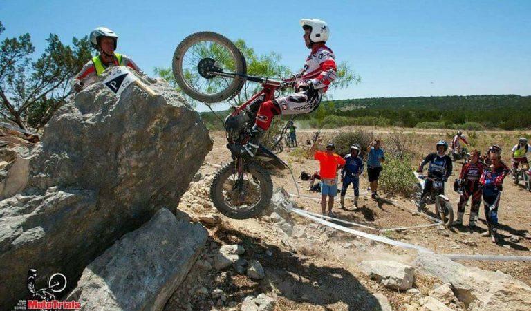 Motocross riders need heroes