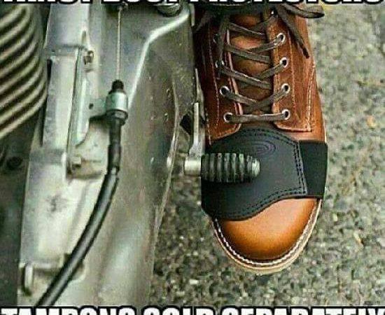 Fancy boot protectors