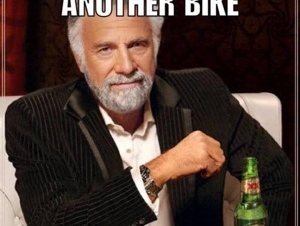 Needing another motorbike