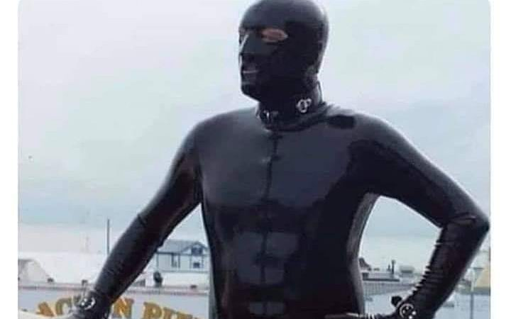 When you order motorbike gear off the Wish App