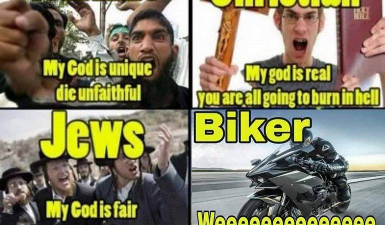 The Biker Religion