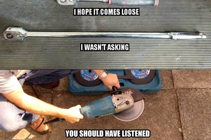 Tool Expectations Vs Reality