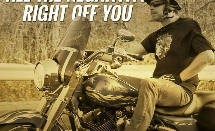 When you ride….