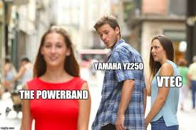 Powerband Vs VTEC